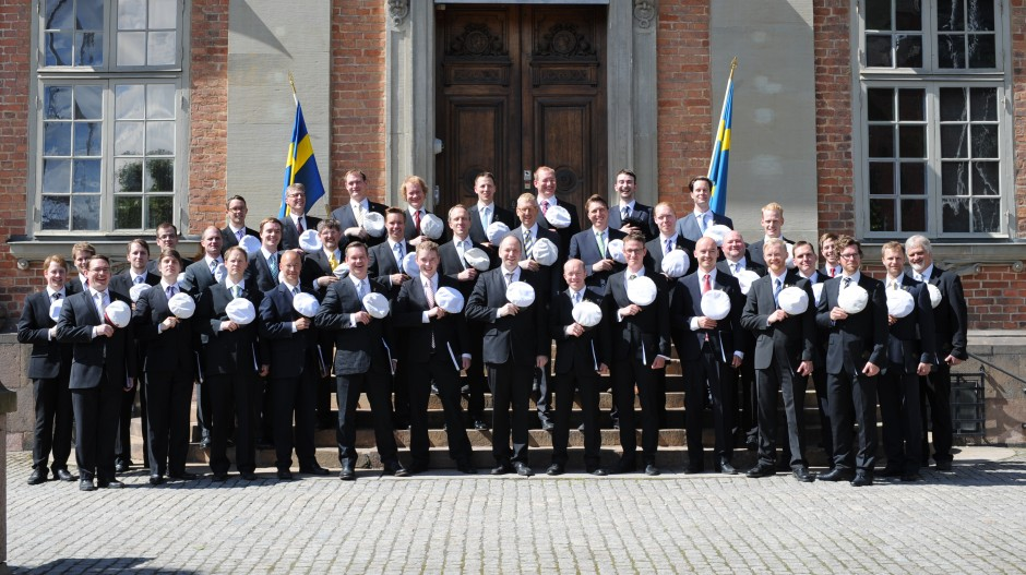 SSSF Riddarhuset 2012